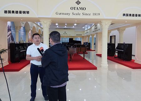 Briefing on Zhanjiang Radio and TV Station Interviews with Guangdong Longjoin High-tech Industrial Park
